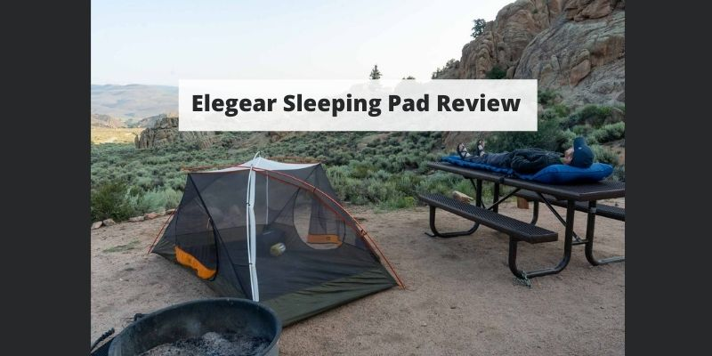 Elegear Sleeping Pad Review – Tested Camping On Colorado 14ers