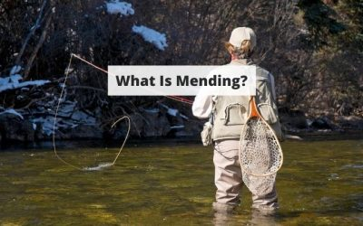What Is Mending In Fly Fishing? Everything You Should Know